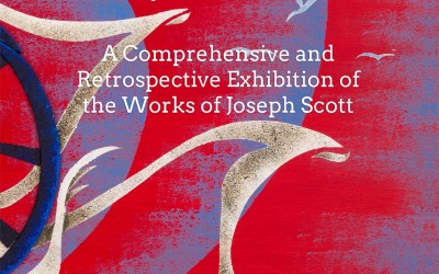 The Joe Show!: A Comprehensive and Retrospective Exhibition of the Works of Joseph Scott